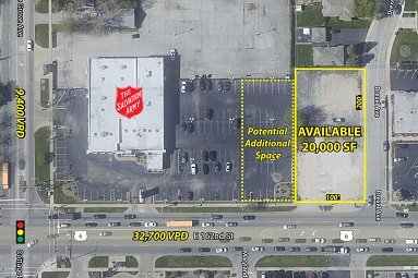 South Holland Land Site For Sale