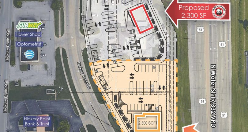 Forsyth Ground Lease / Build to Suit
